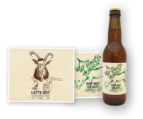 latte-hop-met-fles